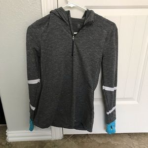 GapFit fleece lined pullover hoodie